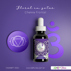 Floral - Chakra Frontal 30ml