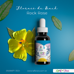 Floral de Bach - Rock Rose 30 ml - comprar online
