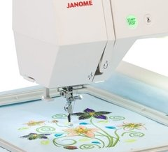 Bordadora Janome Mc 400e De 200x200mm + Software Perla 8800 - comprar online
