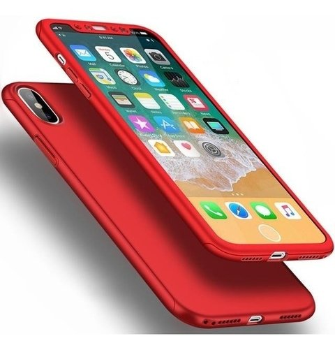 Funda 360º Antishock Full Case Protection iPhone X Xs 10 - comprar online