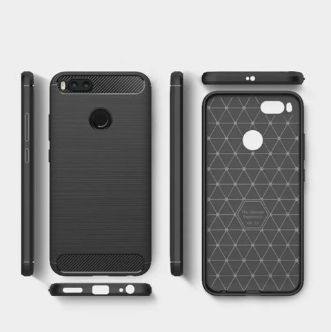 Funda Rugged Armor Case Xiaomi Mi A1 - Pandashop