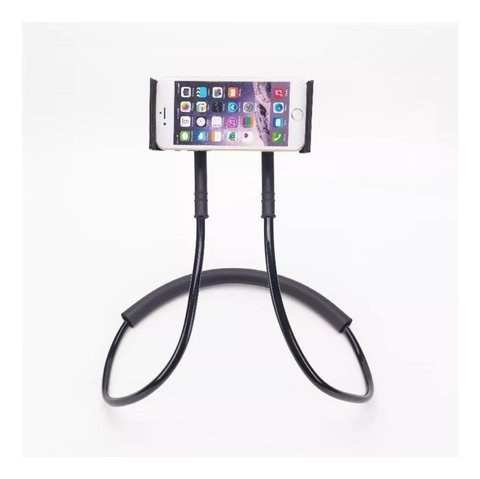 Soporte Lazy Flexible Para Celular Ideal Para Cuello Cintura en internet