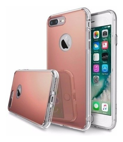 Funda Ringke ® Mirror Case iPhone 5s Se 6 6s 7 Plus + Envio - comprar online