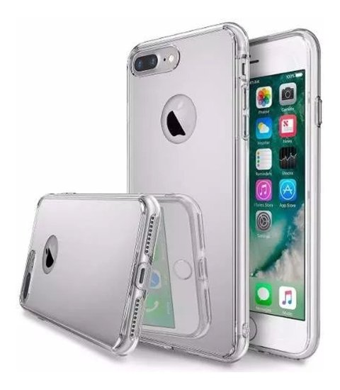 Funda Ringke ® Mirror Case iPhone 5s Se 6 6s 7 Plus + Envio - tienda online