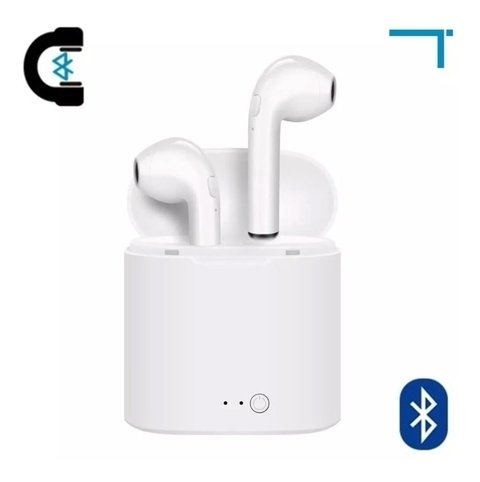 Auriculares Inalámbricos Bluetooth Android Ios Tipo AirPods - Pandashop