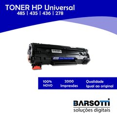 Kit 3 Toner HP 285A