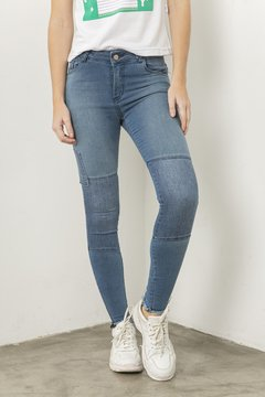 Pantalon Multidenim