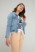 Campera Skinny Light Blue