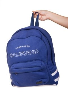 Mochila California en internet