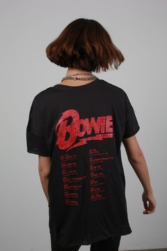 Remera Bowie - Union Good