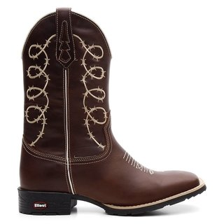 Bota Texana Masculina Percheron