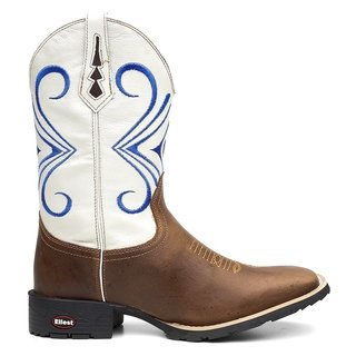 Bota Texana Masculina Blue Eye