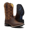 Combo Bota Texana Masculina Orange Chess + Camiseta Country Guns - Botas Texanas e Botas Country - Masculinas e Femininas