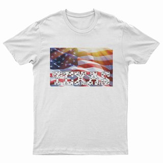 Camiseta Country Masculina Texas EUA