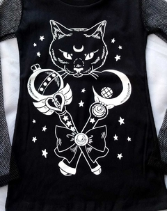 CAMISETA SAILOR MANGA DE RED - comprar online