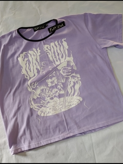 REMERA WITCH PASTEL - comprar online