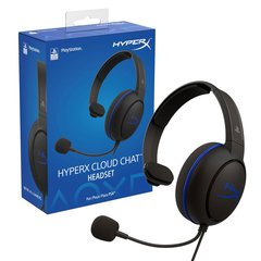 Auricular Gamer Con Microfono Para Ps4 Hyperx Cloud Chat