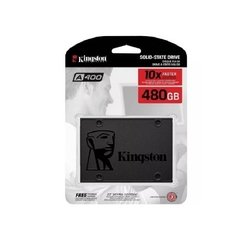 Disco Sólido Kingston Ssd 480gb A400 Estado Sólido