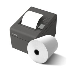 Rollo De Papel Térmico Ticket 80 Mm X 30 Mts 55gr en internet