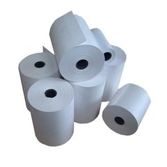 Rollo De Papel Térmico Ticket 80 Mm X 30 Mts 55gr - comprar online