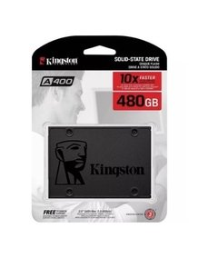 Disco Sólido Kingston Ssd 480gb A400 Estado Sólido - Tendex