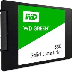 Disco Solido Ssd 480gb Wd Western Digital Green 2,5 Sata 3 - comprar online