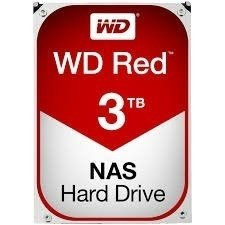 Disco Rigido 3tb Red Western Digital Ideal Nas - Tendex