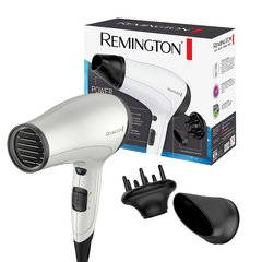 Potente Secador De Pelo Ionico Remington Power Volume 2000w