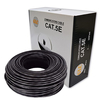 Bobina Rollo Cable Red Utp Cat 5e 100 Mts Glc Exterior Int
