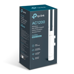 Access Point Tp Link Eap225 Omada Exterior Ac1200 Dual Band - tienda online