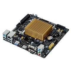 Mother Asus Intel J1900 Quad Mini Itx Usb 3.0 Sodimm Ddr3L - comprar online
