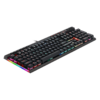 Teclado Gamer Redragon Vata Pro Rgb Mecanico Outemu Brown Pc