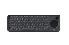 Teclado Logitech K600 Bluetooth Para Smart Tv Con Touchpad