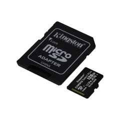 Memoria Micro Sd Kingston 128 Gb 100 Mbps Clase 10 Android en internet