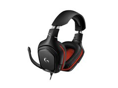 Auriculares Gamer Logitech G332 Con Microfono Ideal Gaming - Tendex