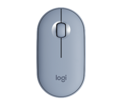 Mouse Inalambrico Logitech Pebble M350 Minimalista Bluetooth en internet