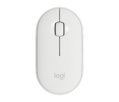 Mouse Inalambrico Logitech Pebble M350 Minimalista Bluetooth