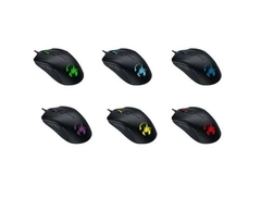 Mouse Gamer Genius Gx M6 600 5000 Dpi 6 Botones + Mousepad - Tendex