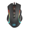 Mouse Gamer Redragon Griffin M607 Rgb 7200 Dpi 8 Botones Pc
