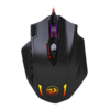 Mouse Gamer Redragon Impact M908 Rgb Optico 12400dpi + Pesas