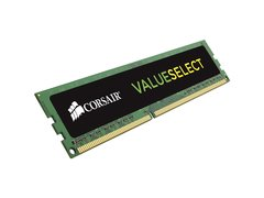 Memoria Ram Corsair Value Select Ddr3 4 Gb 1600 Mhz - comprar online