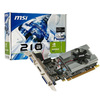 Placa De Video Msi Nvidia Geforce N210 1gb Ddr3 Pci E 2.0