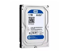Disco Rigido Western Digital Blue 1 Tb Sata 64 Mb