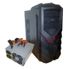 Gabinete Gamer Soeyi 0769 Atx + Fuente Performance Dx 550w