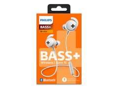 Auriculares Bluetooth Inalámbricos In Ear Philips Shb4305 Bass+ - Tendex