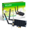 Placa De Red Tp Link Archer T6e Pci Express Dual Band Ac1300