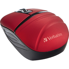 Mouse Inalambrico Verbatim Mini Travel 1000 Dpi 2.4 Ghz Usb - tienda online