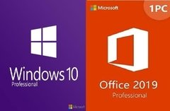 windows 10 pro - office professional plus 2019 - windows 10 pro + office pro plus 2019
