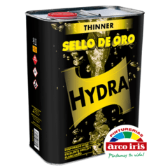 THINNER Hydra Sello de Oro x4 ltr.