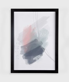 Quadro Decorativo Abstrato Aquarela - Rachel Moya | Art Studio